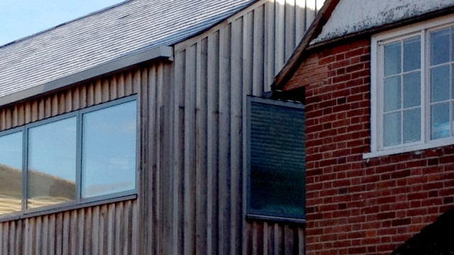 Low-Energy Office Building, Reigate